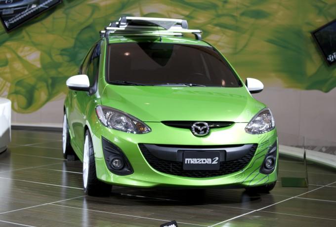 Mazda2 und Madza3: Hybrid-Wagen sind die Zukunft des Autos